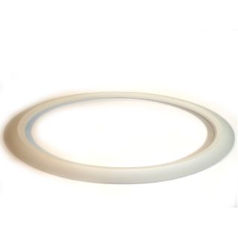 Focal Point F820039/Cream Oval Decorative Cream Frame to fit the Saturn Flueless