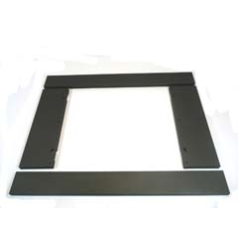 Focal Point F550098 /1 Decorative Capella Rear Frame to fit the Capella Flueless