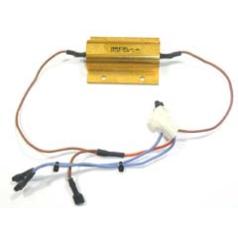Focal Point F930016 Full Depth Powaflue Resistor to fit the Eko 3031 Coal Effect Powaflue Inset