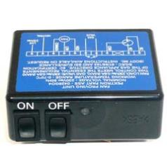 Focal Point F930130 Pektron Control Box to fit the Eko 3031 Coal Effect Powaflue Inset