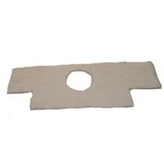 Focal Point F940226 Powaflue Hood Cerablanket to fit the Eko 3021 Coal Effect Powaflue Inset