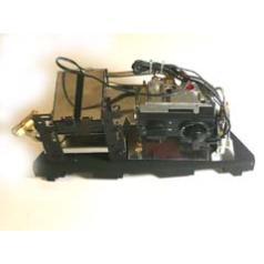 Focal Point Tray019 Excelsior Slimline Remote Controlled Burner to fit the Excelsior Slimline Coal Effect Remote Control Inset