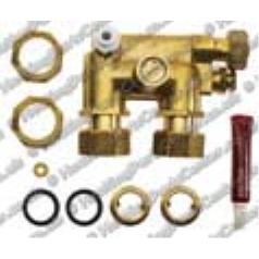 Worcester 87161214810 Manifold Kit Flow - Return Inc. Prv